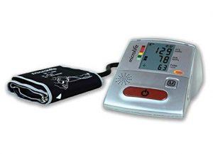 misuratore di pressione parlante